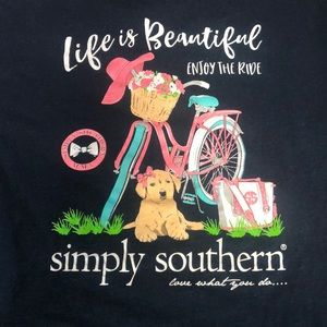 Simply Southern | Youth Large T-Shirt
